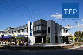 Corporate Office Suite In Coolangatta\'s Best Building