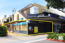 Fully Fitted-out Restaurant In Ocean Street Dining Precinct | For Lease