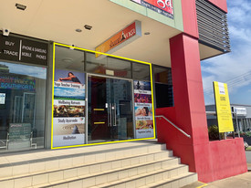 Large Retail Shop Available On Scarborough Street - Signage Opportunities Available