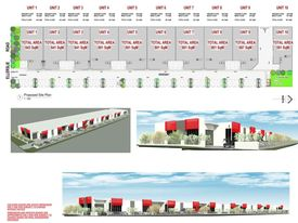 New Industrial Development - Sizes From 591 Sqm* - 801 Sqm*
