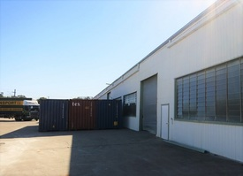 3,250m² Budget Warehouse Solution