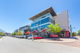 Turnkey Office Solution In Arguably Subiaco\'s Most Popular Building