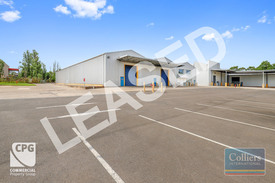 Corporate Hq -  2,911m² Warehouse + Office