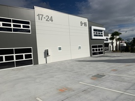 Lease Prestigious Unit In New Industrial Development.