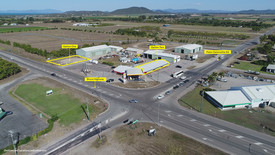 Two prime leasing opportunities at busy Bowen Truck-stop - With Adani now approved, traffic flow set to increase!