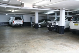 Security Undercover Parking Space
