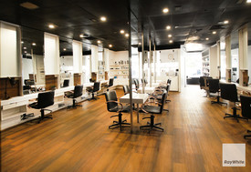 Well Presented 100m2 Tenancy With Salon Fitout