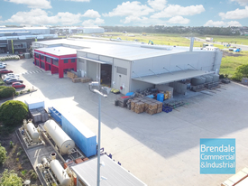 1,656m2 Industrial Warehouse With Office