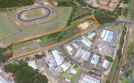 Approved Da Site - Storage Premises 1.6ha