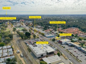 Showrooms for lease in Western Australia