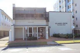 35 Sqm Office Cairns City