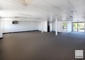 Open Planned Office Space Positioned  Ready For Business!