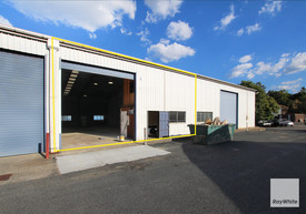 Perfect Small Warehouse Ready For Business
