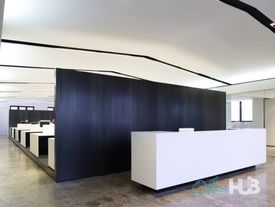 Buzzy Workspace | Convenient Location | Collaborative Space