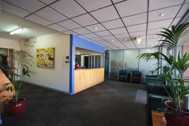 Brightly lit  Ideal working environment  Convenient location