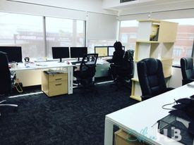 Creative working environment  Fully furnished  Modern facilities