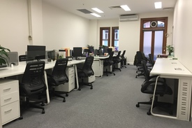 Fully Renovated & Furnished Office on Pitt St