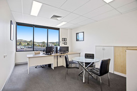 Strategically Located Corporate Office Suite