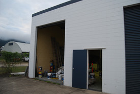 Carlo Drive Industrial Shed