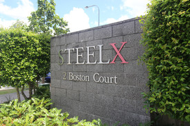 PROFESSIONAL OFFICES AVAILABLE NOW IN THE IMPRESSIVE STEELX BUILDING