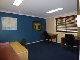 Furnished First Floor Office Space