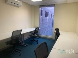 Spacious environment  Fully furnished  Shared workspace