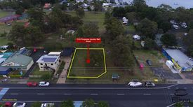 MAIN STREET COMMERCIAL LAND OFFERING