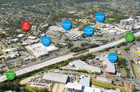 Commercial Development in Springwood Central