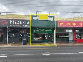 Food Premises With Full Fitout - Opposite Holmesglen Tafe!