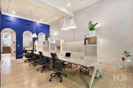 Coworking | Stylish Décor | Cool Space