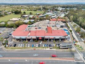 Prominant Shopping Centre Vacancies