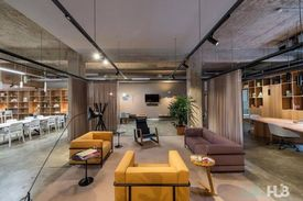 Abundance Of Natural Light | Creative Working Environment | Cool Space