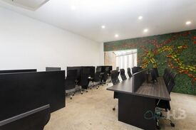 Economical workspace  Trendy location  Free meeting rooms