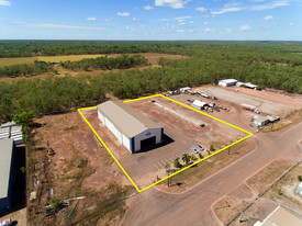 Industrial Facility For Sale &x96 Building 1,400 m2 With Two Gantry Cranes
