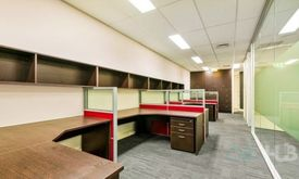 Buzzy workspace  Fully furnished  Excellent amenities