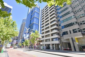 Central St Georges Terrace Location