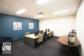 FIRST FLOOR QUALITY OFFICE SPACE IN FAIRFIELD CBD