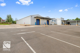 Corporate Hq -  1,297m² Warehouse + Office