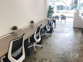 Creative working environment  Ideal working environment  Fitted and furnished