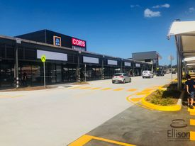 Don\'t Miss Last Shops For Lease At New Pimpama City
