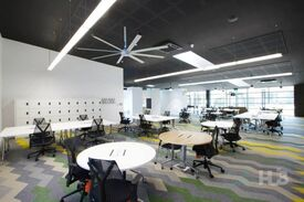 Innovative working environment  Spacious office  Vibrant precinct