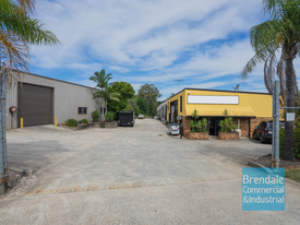 1,302m2 Classic Industrial Units