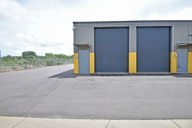 Storage Unit With Mezzanine – Building Area 80 M2