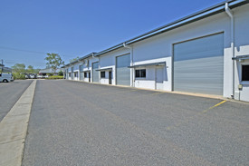 Strata Warehouse With Mezzanine Office - Leased Investment
