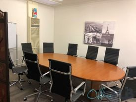 Regular cleaning  Free meeting rooms  Collaborative space