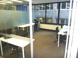 Convenient location  Close to train  Professional space