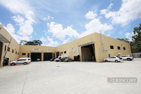 Well Priced Warehouse Available