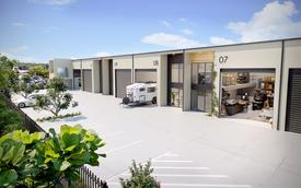 Coolum Business Park  Brand New Industrial Unit