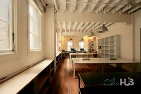 Cool space  Spacious environment  Creative working environment