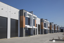 STAGE 1  Unit 24 - SPRINGVALE BUSINESS PARK